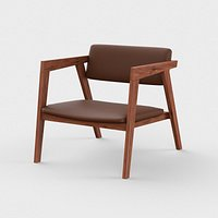 Eclipse Arm-Chair leather