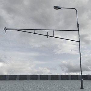 street light model