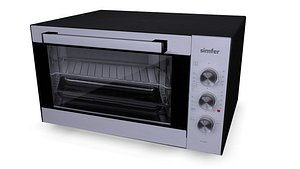 3D model Microwave oven SIMFER M3520