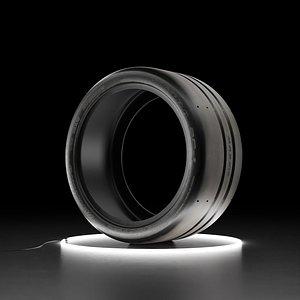 3D Car tire Maxxis Victra RC-1 model