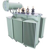 Soviet Power Transformer 3D Model 62