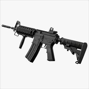 M4 Carbine Assault Rifle model