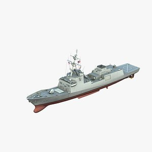 FFG-62 USS Constellation model