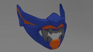 3D Yoru Mask