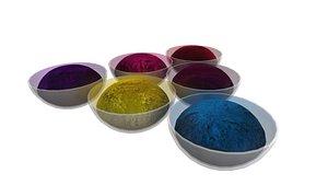 Colour Gulal 3D