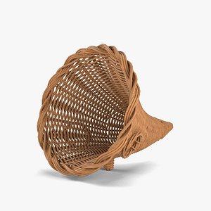 cornucopia 3D model