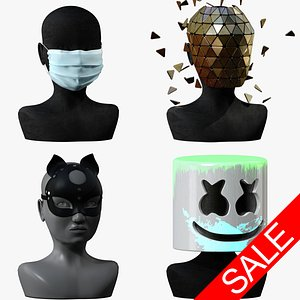 Mask Collection 4 model