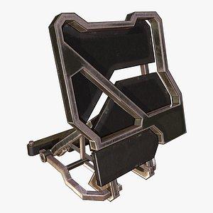 Defense Screen H 3D model