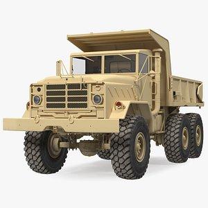3D model M939 Military Dump Truck Light
