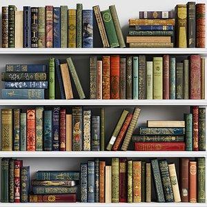 3D Classic Books 19