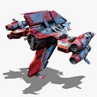 NEXTGEN - Dragon Frigate - Class XX