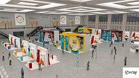 Virtual Event Exhibition Center