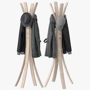 STICK Clothes hanger 3D