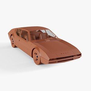 cadillac nart 3D model