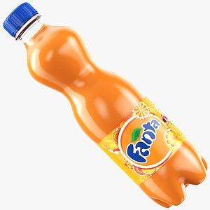 Fanta Bottle Dry model