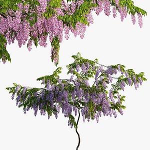3D tree 06 model