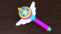Star vs the forces of evil magic wand