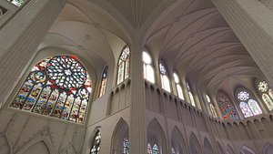 French Cathedral 3D