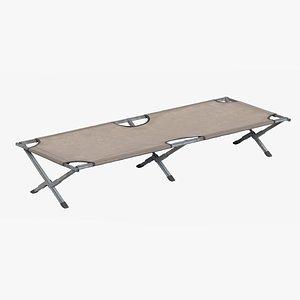 Camping Cot v1 model