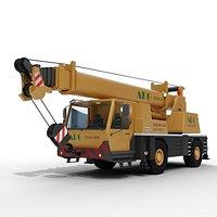 Crane Rigged