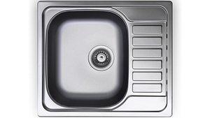 Sink UKINOX steel 580x500 3D model
