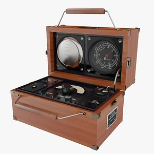 3D radio box