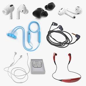 headphones 4 mobile phones 3D
