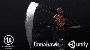 3D Tomahawk