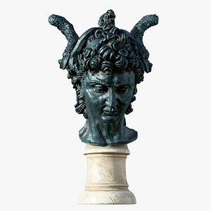 3D model Perseus Bust