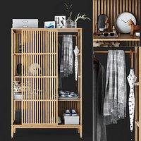 IKEA Nordkisa Wardrobe
