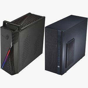 3D computer case