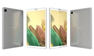 Samsung Galaxy Tab A7 Lite Silver model