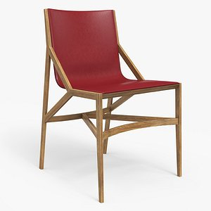 cassina pilotta chair 3D model