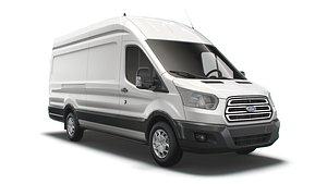 Ford Transit Van L4H3 2018