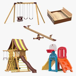 3D Playground Collection 3