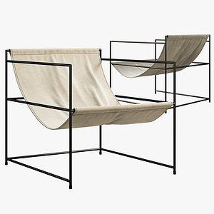 3D Joybird Mila Chair