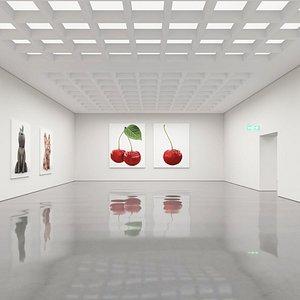 3D Art Gallery 011