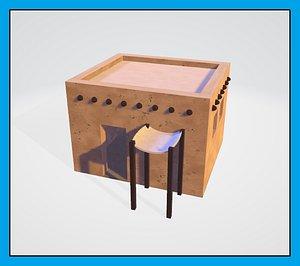 house mesopotamian mesopotamia model