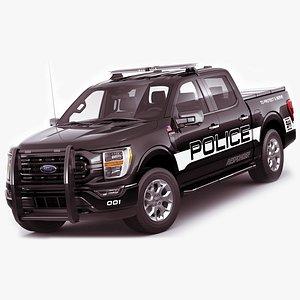 Ford F-150 Police Responder 2021 model