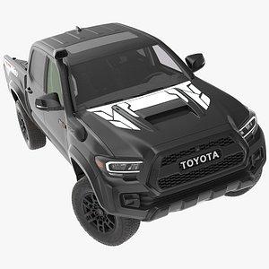 toyota tacoma trd pro 3D model