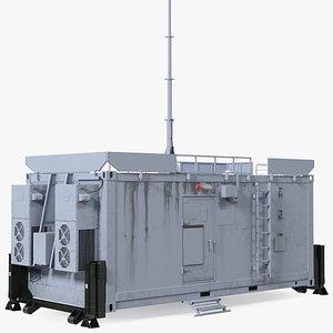 Missile Control Unit 3D model