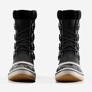 Portland Boot Company Womens Emmett 3D