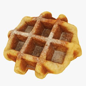 3D Waffle 4