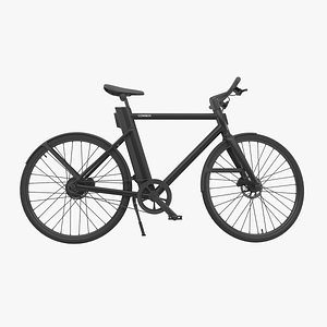 3D Cowboy C4 e-bike Black model