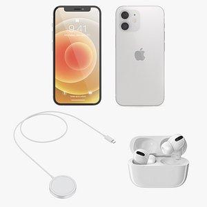 apple electronics 3D
