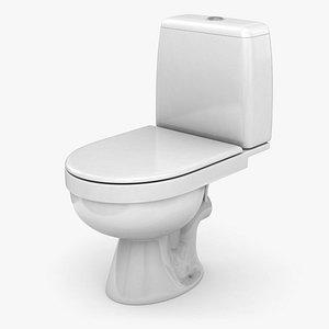 3D toilet 2