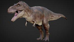 3D T-Rex model