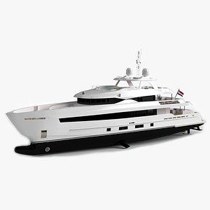 3D kinesis yacht dynamic simulation