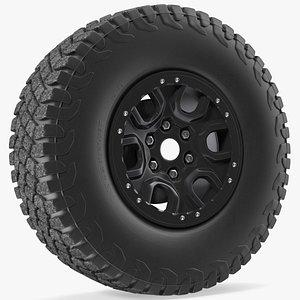 3D model Off Road Tire