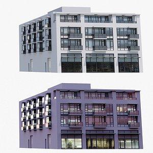3D Vancouver Apartments V5
